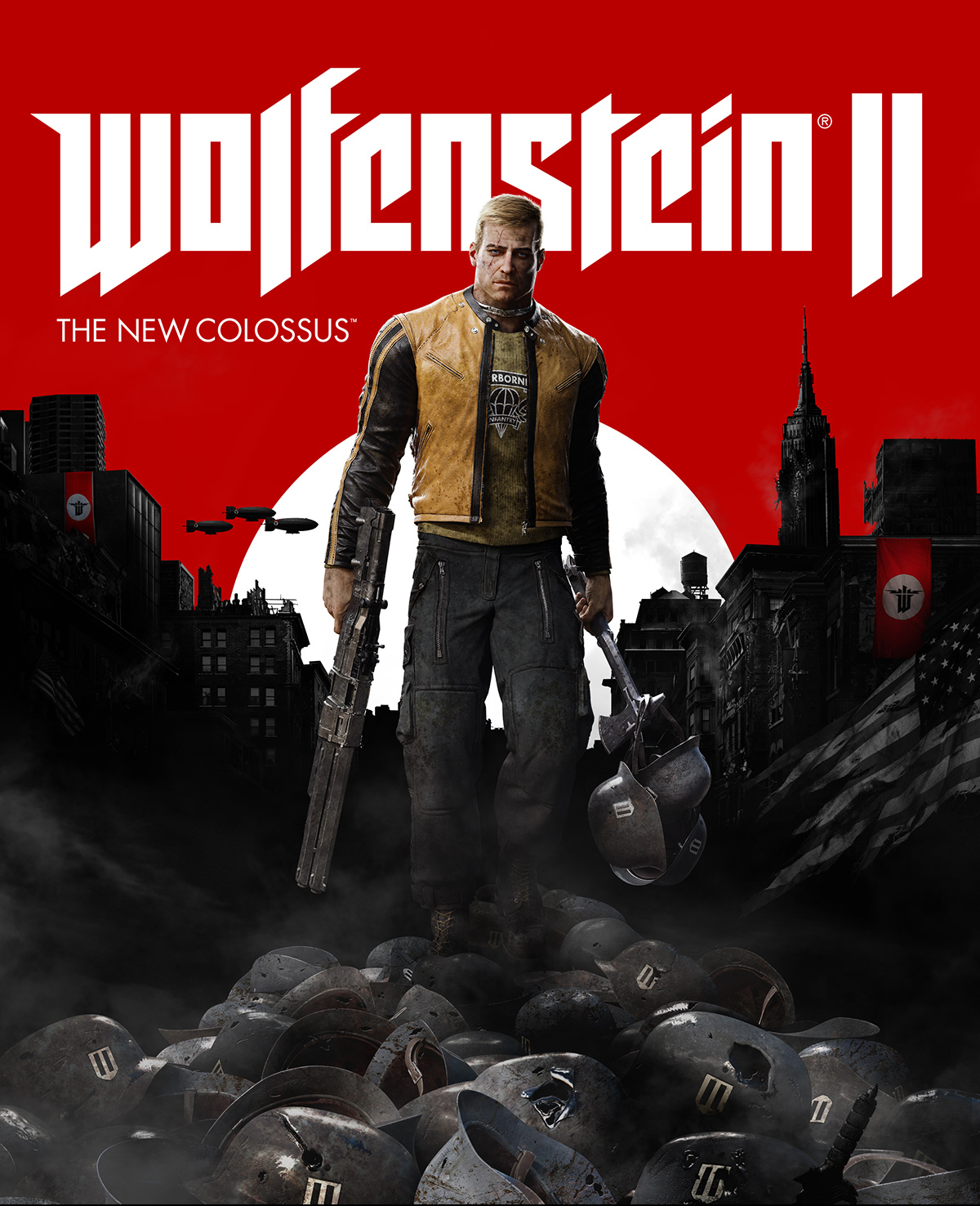 Wolfenstein 2: The New Colossus – Video Game Review