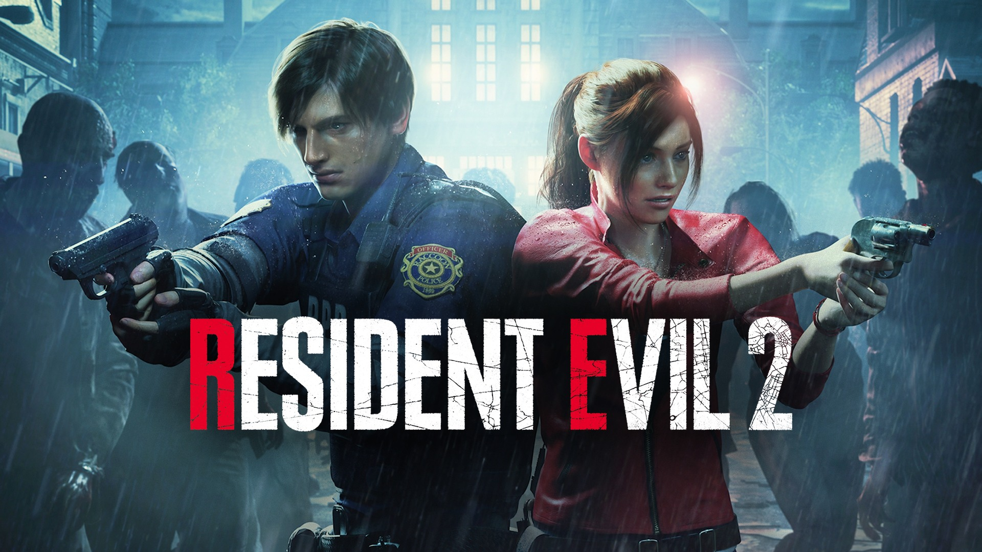 Resident Evil 2: Video Game Walkthrough Guide (I part)
