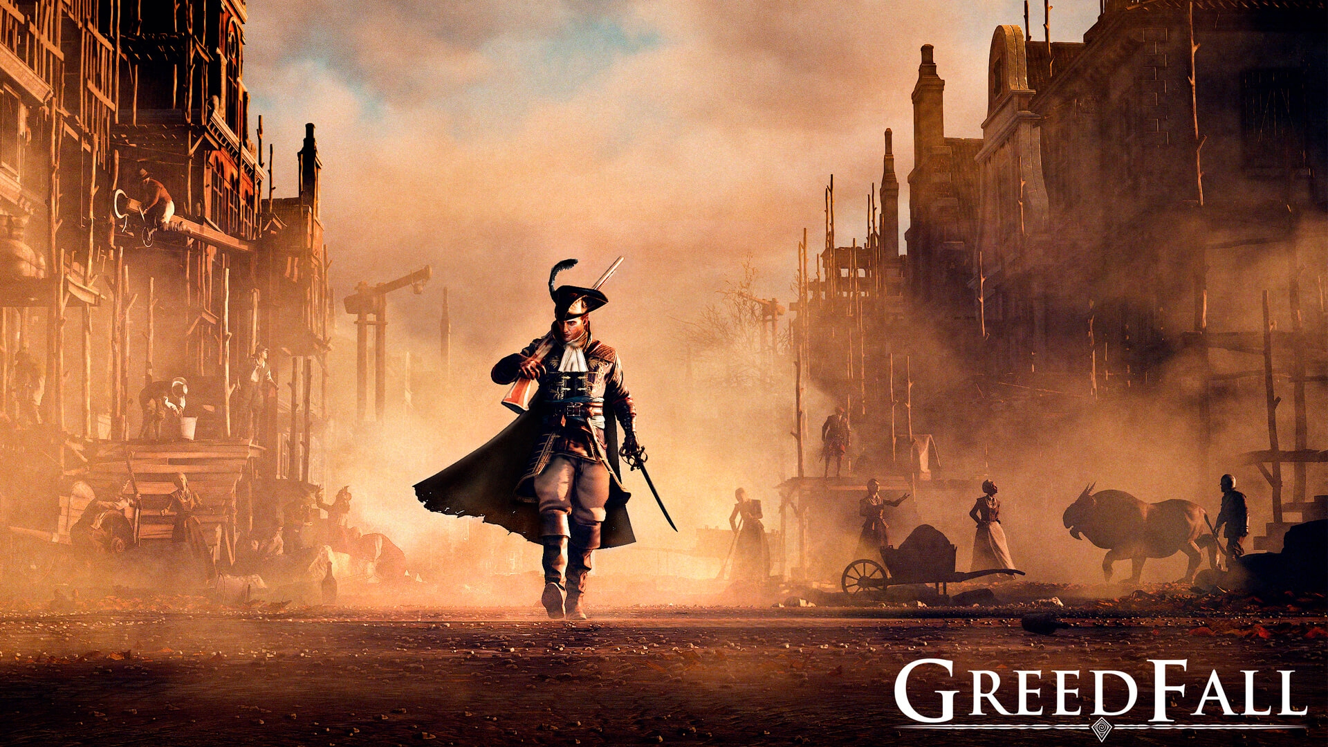 GreedFall - Video Game Review