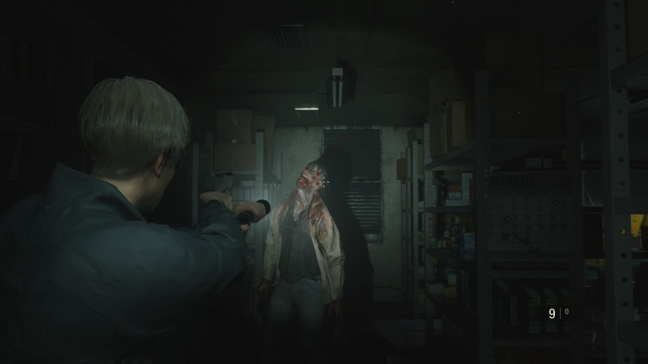 Resident Evil 2: Video Game Walkthrough Guide (I part)