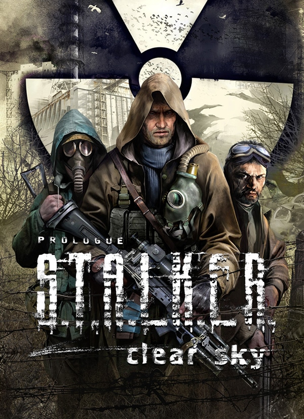 S.T.A.L.K.E.R. Clear Sky Trainer (+8) [1.5.10]