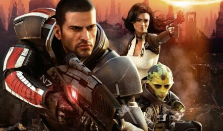 Mass Effect 2 – 10 years. Why did you love one of the best space RPGs in the industry?