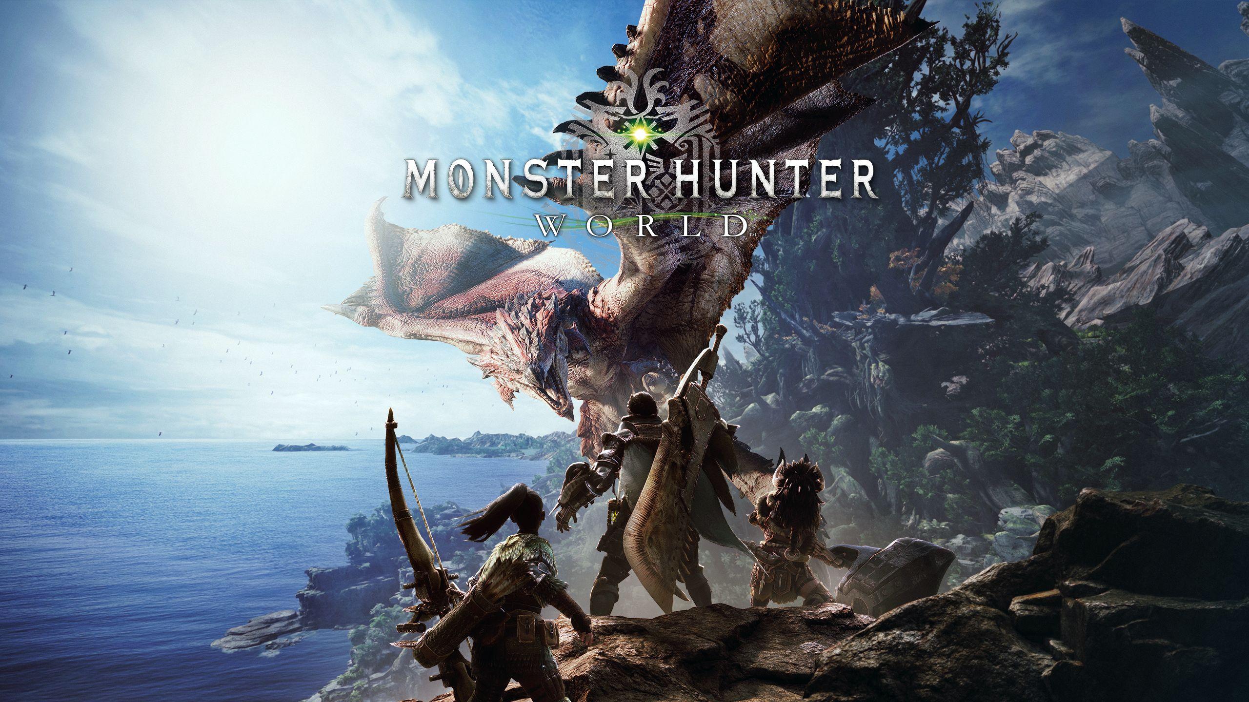 Monster Hunter: World: Trainer (+67) [UPD: 01/09/2020 - 06/03/2020] {FLiNG}