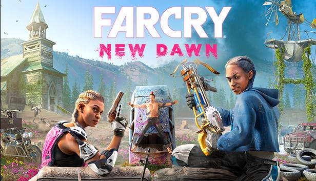 Far Cry: New Dawn: SaveGame (100%) Free Download