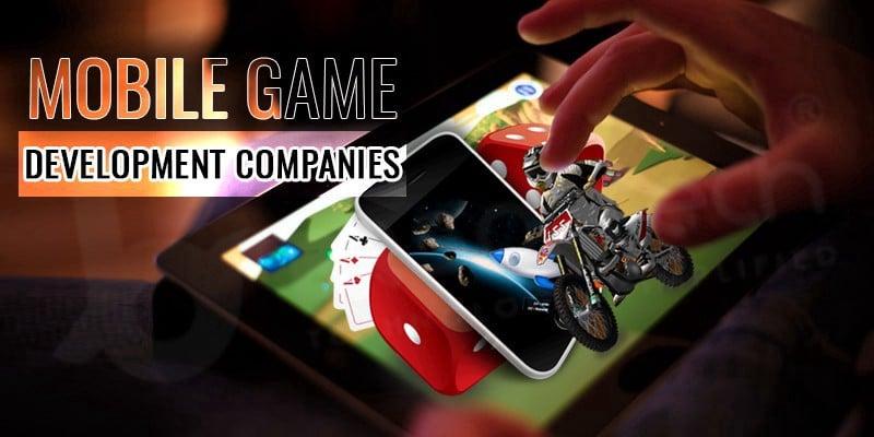 5 Top Game Development Companies in India